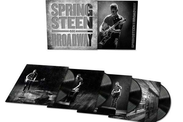Bruce Springsteen publicará el 25 de enero en vinilo, 'Springsteen On Broadway'