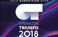 El disco de la Gala de Eurovisión, de OT 2018 entra en el #1 de streaming álbumes, en España