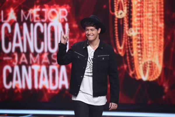 'La Chica de Ayer' en versión de Alfred García, 'La Mejor Canción Jamás Cantada' dentro de la década de los 80