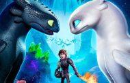 'Cómo Entrenar a tu Dragón 3' mantiene el #1 en el box office americano