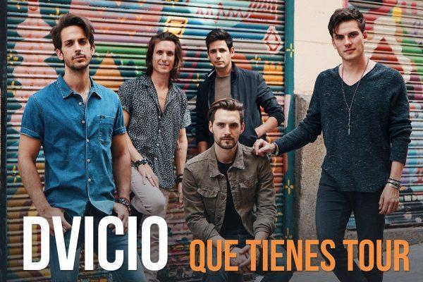 Dvicio anuncian su gira 'Qué Tienes Tour', entradas a la venta el lunes a las 12:00 horas