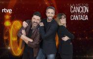 'La Mejor Canción Jamás Cantada' se estrenará en La 1 de Televisión Española, el viernes 15 de febrero