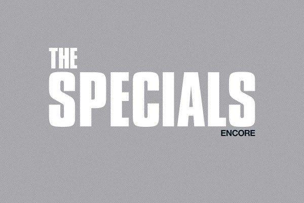 The Specials lideran la carrera por el #1 en álbumes en UK, con hasta 4 álbumes en la pugna