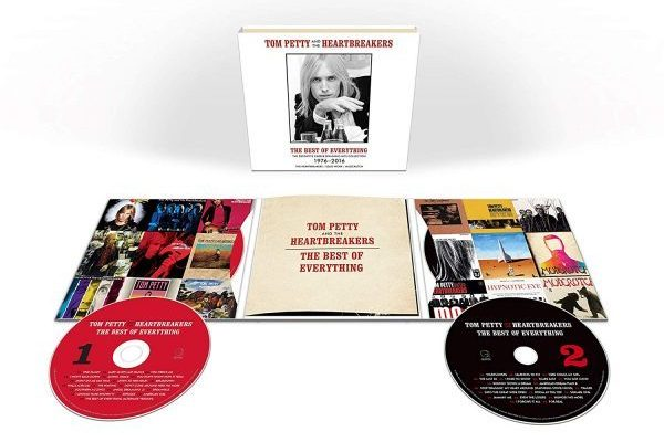 El 1 de marzo se publica 'The best of everything' de Tom Petty & The Heartbreakers