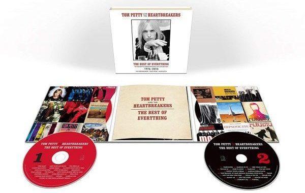 El 1 de marzo se publica 'The best of everything' de Tom Petty & The Heartbreakers