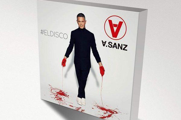 Alejandro Sanz desvela el tracklist de '#ElDisco'