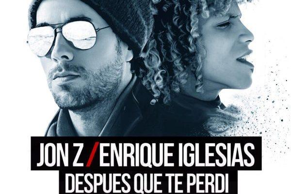 Enrique Iglesias regresa el 13 de marzo con 'Después Que Te Perdí', colaboración con Jon Z