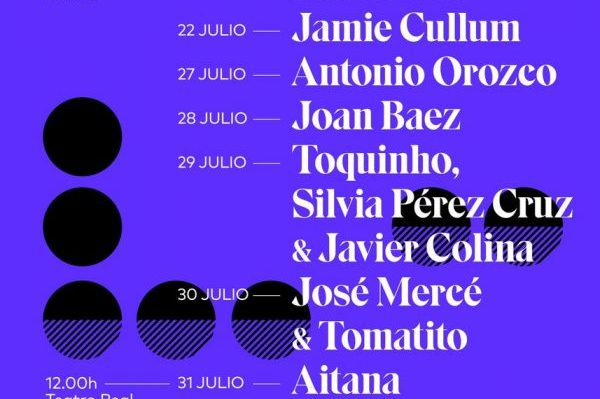 Aitana cerrará la quinta edición del Universal Music Festival, en el Teatro Real en Madrid