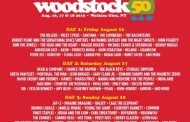 Imagine Dragons, The Killers, Halsey, Miley Cyrus o The Black Keys, algunos de los confirmados para Woodstock 50