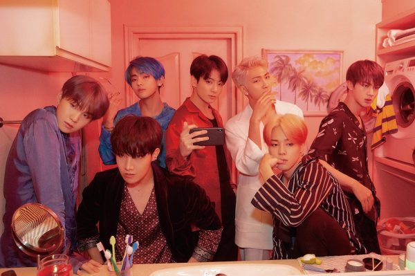 BTS serán #1 en USA con 'Map of the Soul: Persona' y unas ventas estimadas de 230.000 unidades