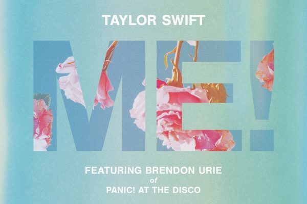 Taylor Swift consigue su segundo #1 en venta digital en España con 'Me!', junto a Brendon Urie
