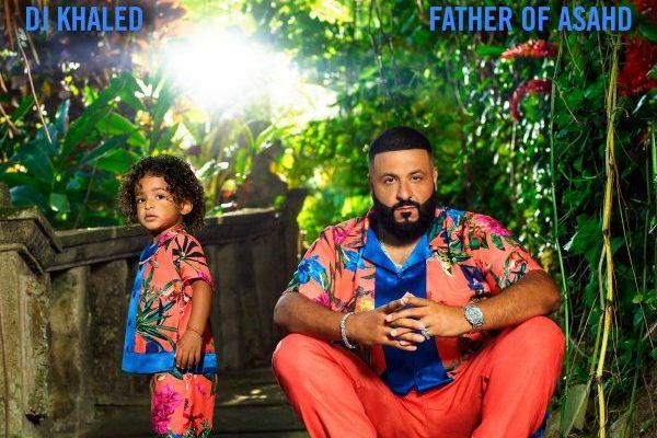 DJ Khaled estrena portada de su nuevo álbum, 'Father of Ashad' que se publicará el 17 de mayo