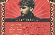 Recordamos las firmas de discos de 'Incendios', el disco de Dani Fernández que se publica mañana 24 de mayo
