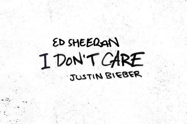 Ed Sheeran y Justin Bieber mantendrán el #1 en UK, con 'I Don't Care'