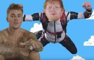 Ed Sheeran y Justin Bieber acaban con el dominio femenino en Spotify Global, con 'I Don't Care'