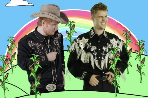 Ed Sheeran y Justin Bieber repiten en el #1 en UK con 'I Don't Care' y suman más de 220.000 unidades en dos semanas