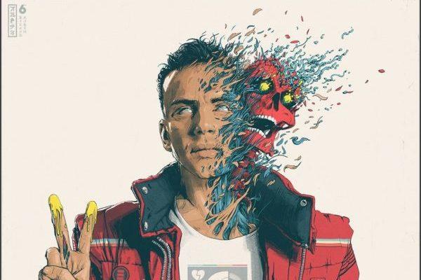 Logic será #1 en los Estados Unidos con ' Confessions of a Dangerous Mind'