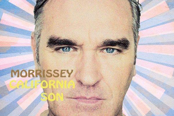 Morrissey roza debutar en el #2 en UK con 'California Son' pero el #1 será Lewis Capaldi