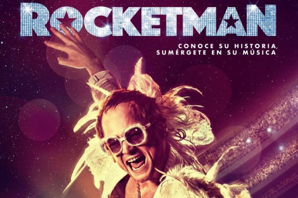 'Rocketman', 'John Wick 3: Parabellum' y 'La Corresponsal' en los estrenos de la semana
