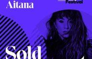 Aitana hace sold out en su concierto del Teatro Real de Madrid y añade dos firmas más de discos