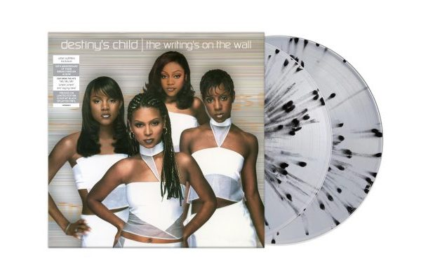 El próximo 1 de noviembre se publicará en doble vinilo, 'The Writing's On The Wall' de Destiny's Child