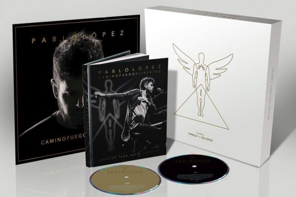 Pablo López consigue su primer #1 en álbumes en España, con 'Tour Santa Libertad'