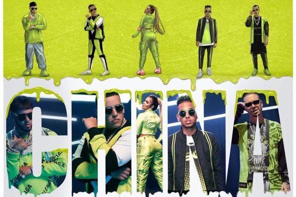 'China' de la mano de Anuel Aa, Daddy Yankee, Karol G, Ozuna y J Balvin, repite con claridad en nuestro Vinilo Top 100