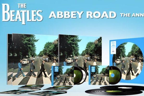 El 27 de septiembre se publicará la edición 50 aniversario, del 'Abbey Road' de los Beatles