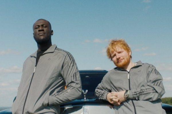 Ed Sheeran y Stormzy consolidan su tercera semana en el #1 en UK, con 'Take Me Back To London'