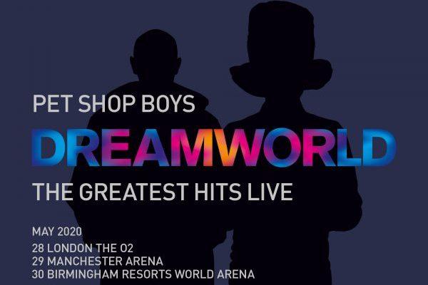 Pet Shop Boys anuncian 'Dreamworld: The Greatest Hits Live' y publican nueva canción 'Dreamland'