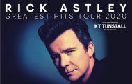 Rick Astley presenta gira por el Reino Unido para lanzar su recopilatorio, 'The Best Of Me'