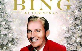 Bing Crosby publica 'Bing at Christmas', disco orquestal con sus grandes éxitos navideños