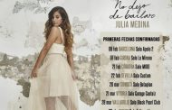Julia Medina anuncia las primeras fechas de su gira, de momento 11