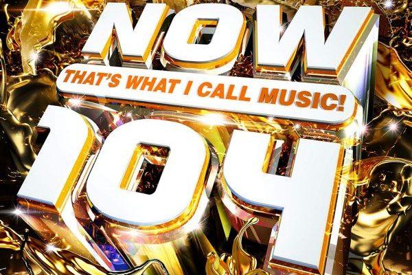El 'Now 104' se publicará el 8 de noviembre, desveladas las 47 canciones que conforman el tracklist