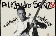 Alejandro Sanz recupera el #1 en álbumes con la reedición de '#ElDisco', octava semana no consecutiva en la cima