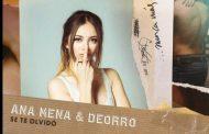 Ana Mena estrena nueva canción 'Se Te Olvidó', el próximo 13 de noviembre junto a Deorro