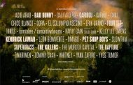 Kendrick Lamar, Pet Shop Boys, The Killers y Supergrass entre otros muchos, confirmados para el Bilbao BBK Live