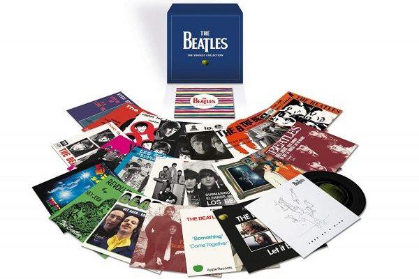 El próximo 22 de noviembre se publicará un box set de los Beatles, con sus 22 singles originales en vinilo