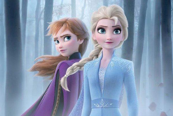 'Frozen 2' lidera la taquilla en los Estados Unidos por tercera semana. Ya es la séptima película más taquillera del año allí