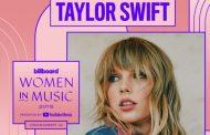 Taylor Swift recibirá el primer premio de artista de la década, en los Billboard Women in Music