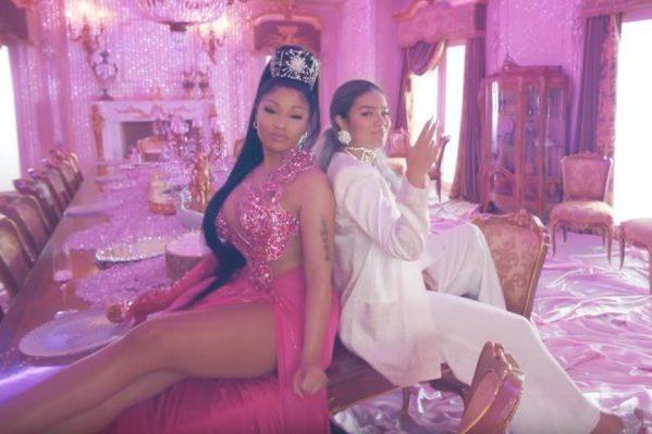 'Tusa' de Karol G y Nicki Minaj sigue dominando en YouTube España, 9 semanas en la cima. J Balvin lidera los artistas
