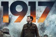 '1917' película más taquillera del fin de semana en los Estados Unidos