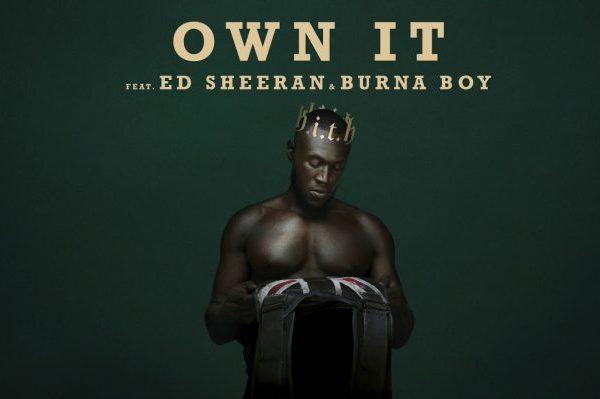 Stormzy, Ed Sheeran y Burna Boy consolidan su tercera semana en el #1 en UK, con 'Own It'