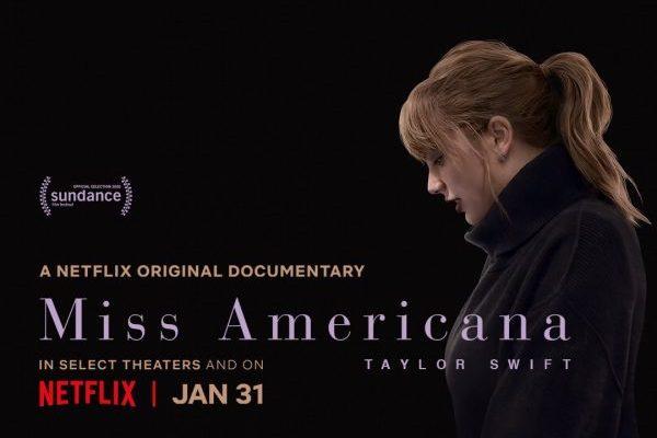 'Miss Americana', el documental de Taylor Swift, llegará a Netflix el 31 de enero
