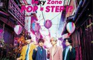 Sexy Zone se quedan con el #1 mundial de álbumes con 'Pop x Step!?'