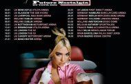 Dua Lipa confirma las nuevas fechas de su 'Future Nostalgia Tour', Barcelona 14 de febrero y Madrid 16 de febrero de 2021