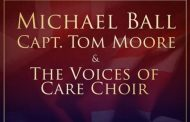 Michael Ball y el Capitán Tom Moore son #1 en UK con 'You'll Never Walk Alone' y más 80.000 unidades