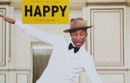 'Happy' de Pharrell Williams, canción más pinchada en UK entre 2010 y 2019