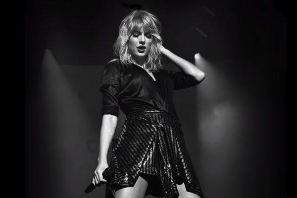 Ya están en todas las plataformas las canciones de 'Live from Paris' de Taylor Swift