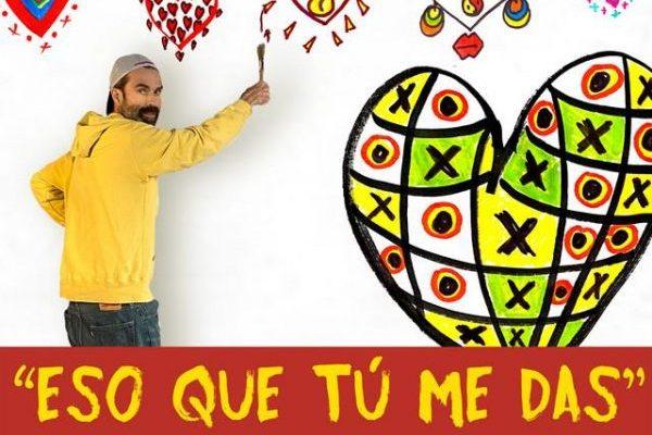 'Eso Que Tú Me Das' de Jarabe de Palo, primera canción española #1 en venta digital en España 4 semanas, en casi 2 años